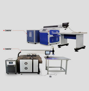 Laser-Beam welding machine